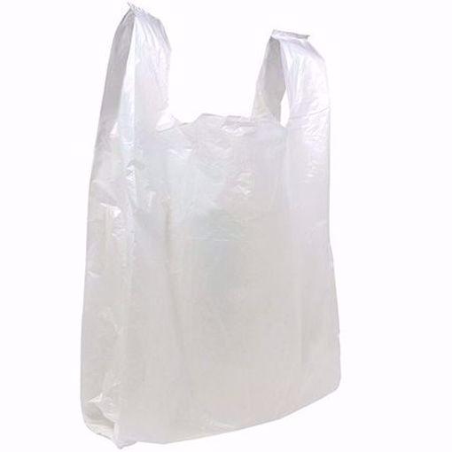 Afbeelding van Plastic tas